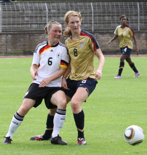 Samantha Mewis vs Germany (June 13)