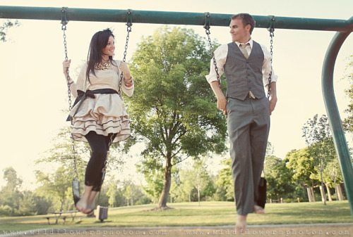Save The Date… Rochelle & Bobby are ENGAGED!!! » Wildflowers Photography