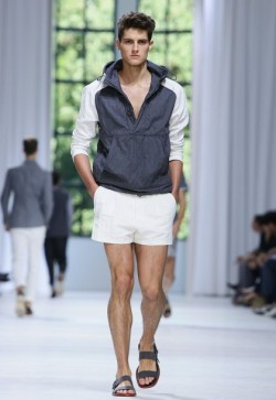 Ermenegildo Zegna - Z Zegna Spring/Summer 2011  Chris Pulliam