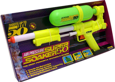 Super Soaker 50 (Remembered by Zahra)