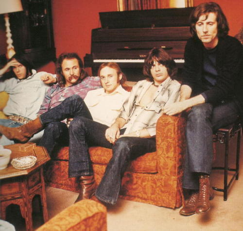 shedarkedthesun:  CSNY with Dallas Taylor