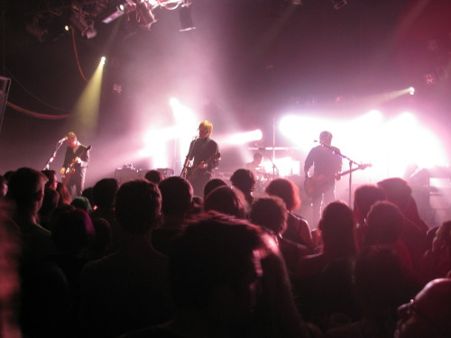 notquitefaust:  interpol @ water street, rochester, ny 6-21-2010 great show! [opening band, twin tigers, were a surprising good listen.]