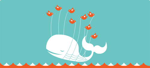 Twitter fail whale in pure CSS.