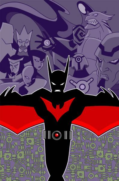 Batman Beyond by Craig Rousseau