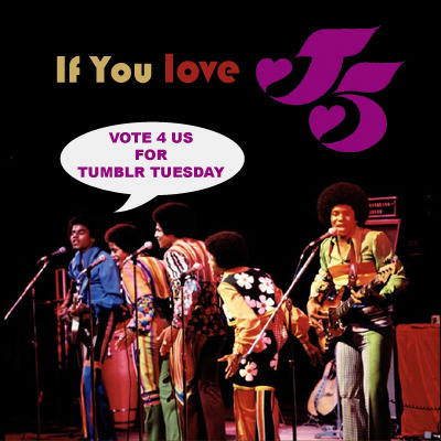"We want to spread the word that Jackson 5 - Live at the Forum is available and ""soooo good.""  HELP US GET ON THE DIRECTORY PAGE by recommending this blog for TUMBLR TUESDAY. Here's How: 1. Subscribe to Us 2. Click on THIS LINK 3. Select ""Musicians"" 4. Choose the ""j5live"" Blog 5. REBLOG this post so your friends can do the same. THANK YOU!"