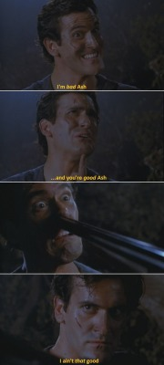 (via jerryisthinking) I totally did not even realize it was Bruce Campbell's birthday the other day. Because I am a terrible person. Hence the spam.