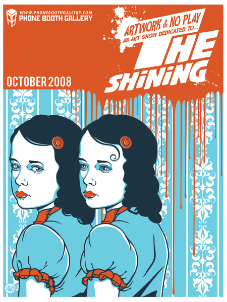 The Shining (via).