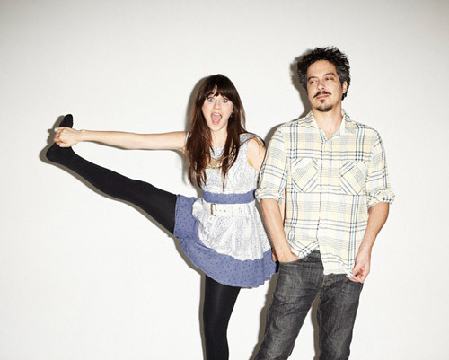 magoza:  She & Him will be at the Ryman September 1st. I feel like throwing a temper tantrum because I can't go.  I want to go too but who would I go with? This would be a good reason to have a boyfriend.
