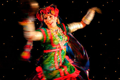 Dancing in the Stars (by Ghani, Umair) World Performing Arts Festival in Lahore, Pakisan.