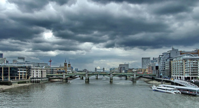 Thames River, London, UK © rhiaphotos