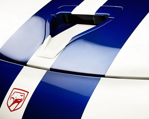 theautoinsider:  Dodge Viper GTS-R GT2 Championship Edition. Vitals:  460 horsepower ACR-derived powertrain. Team Oreca inspired livery and aero enhancements. 100 units. Championship-winning heritage: 1997 FIA GT2 class championship.