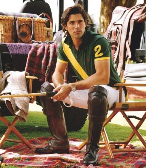 Loove Polo!! and Loove Nacho Figueras!!