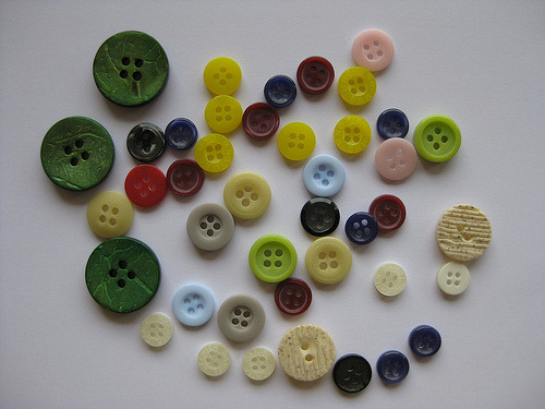Buttons (by ONE by one)