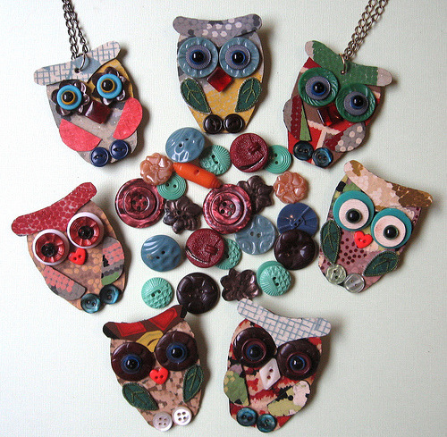 Owl Collection (by Betty Jo Designs)