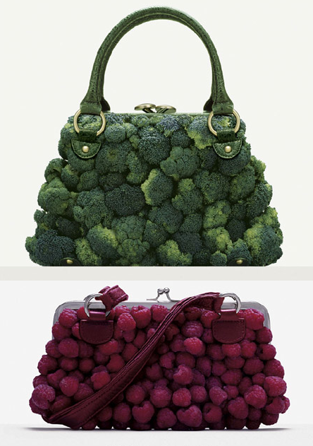also dericious. szymon:  more Edible Fashion Accessories by Fulvio Bonavia :)
