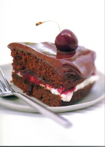 Inches Brown Cake Vegan