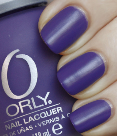 Orly - Purple Pleather