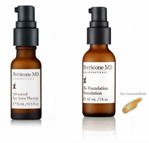 Giveaway}: Perricone's Best Seller Products. Advance Eye Therapy & No Foundation Foundation Stop by and leave a message to participate!! Good Luck!! A winner will be announced next Monday!