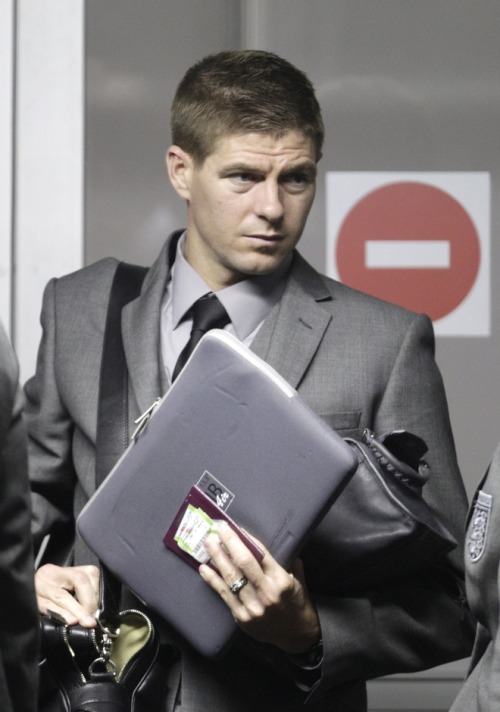Steven  Gerrard @ South  Africa