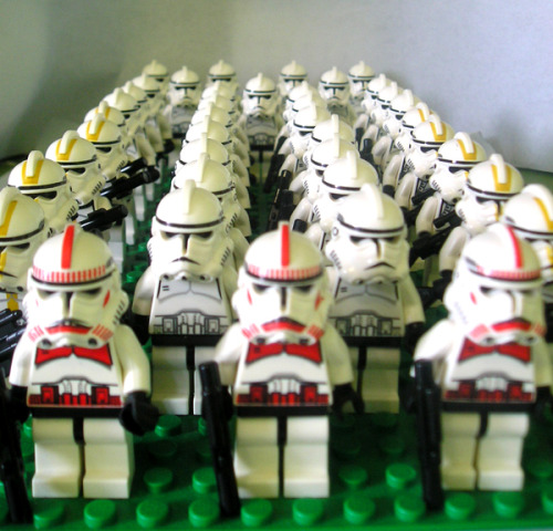 i want you to join clone troopers