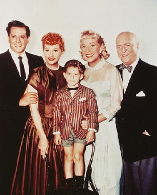 I Love Lucy (1951-1957) I can't believe that I didn't have this on the blog. I thought I had posted this, but apparently I didn't. :)