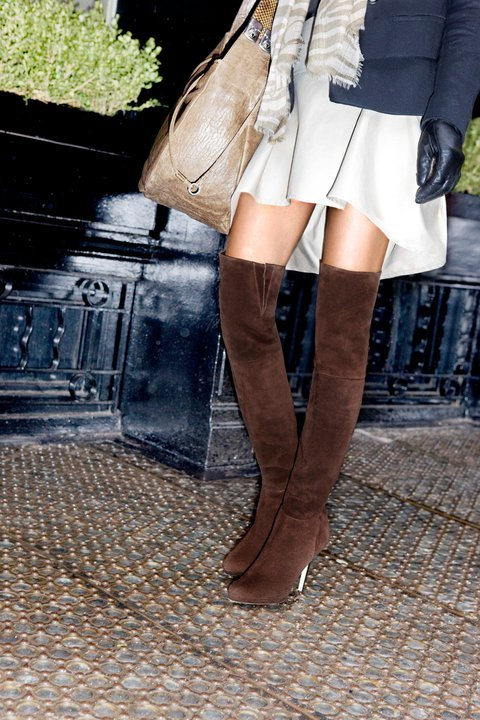 "Jimmy Choo 24:7 ""BOOTS""."
