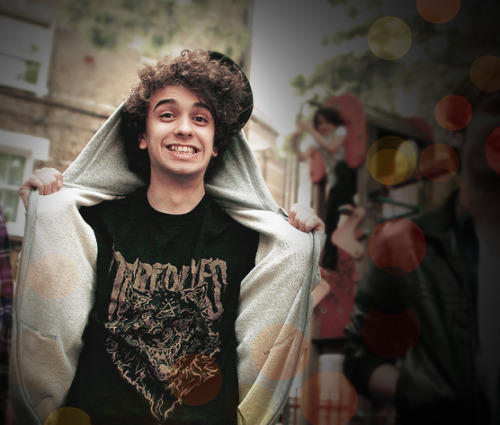 everythingendsx:  Stefan Abingdon - The Midnight Beast