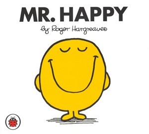 Mr.Happy, by Roger Hargreaves