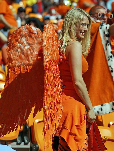 kidsl:  l9g:  do-nothing:  Dutch Girl Dutch Girl @ World Cup 2010 – World Cup Girls