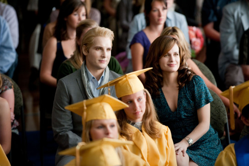 Eclipse still - Carlisle and Esme