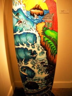 Surf City Exhibit at the MAH: Lane by Kevin Walsh 2  -Ricky