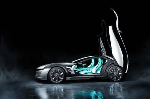 ZERO G Seats inside Alfa Romeo Pandion illuminated thanks reLIGHT the eco-FABRIC light bulb. More info about reLIGHT - www.fabriclightbulb.com or www.gzespace.com