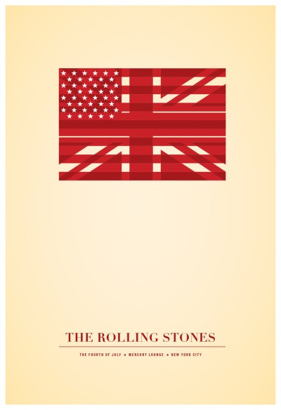 HAPPY FOURTH OF JULY The Rolling StonesJuly 4, 2010Mercury Lounge Story No, the Rolling Stones will not be playing the Mercury Lounge on the Fourth of July. Pie Boy Flats will be though: http://www.mercuryloungenyc.com/event/4933
