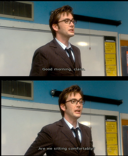 puttingthepuffintohufflepuff:  Oh how I wish he was my teacher