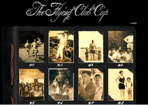 The Flying Club Cup    The Flying Club Cup is the new album from the band Beirut (their labels Badabingrecords & 4AD). This site will publish a video filmed by La Blogothèque and The Take Away Shows team for each track.     Visit The Flying Club Cup here.
