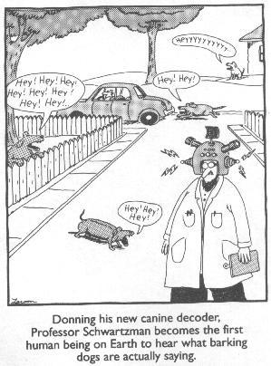 Far Side by Gary Larson