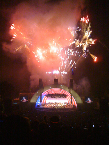 July 4th Fireworks Spectacular at Hollywood Bowl