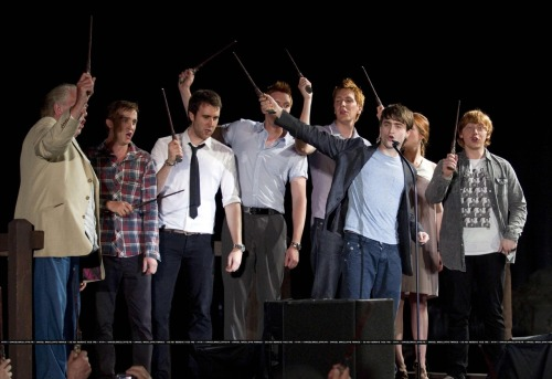 Neville Longbottom and friends form Dumbledore's Army.