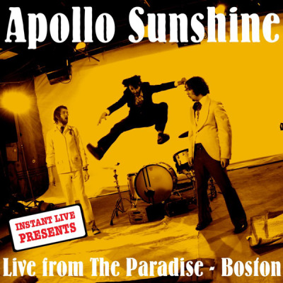 """Today is the Day"" - Apollo Sunshine, Live from The Paradise ~ Boston"