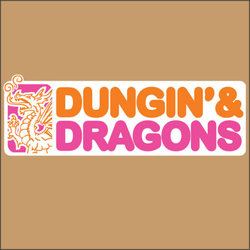 Dragon and Doughnuts