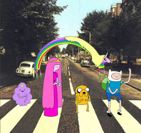 adventuretime:  Adventure Road submitted by craftyashleyp