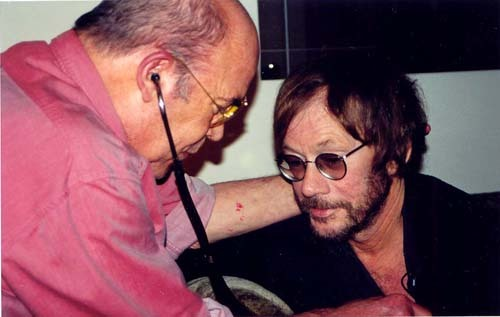 The Doctor with Warren Zevon.