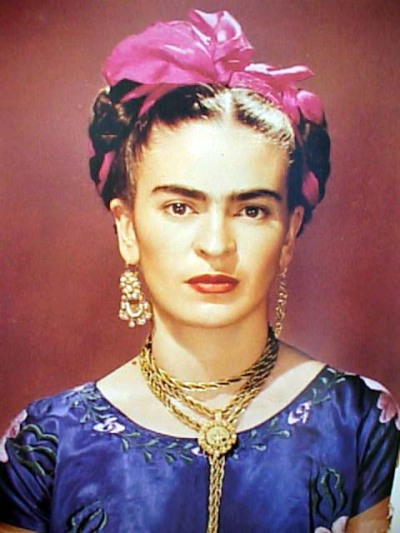 littlebrwngirl:  fyeahfridakahlo:  Happy birthday, Frida Kahlo.