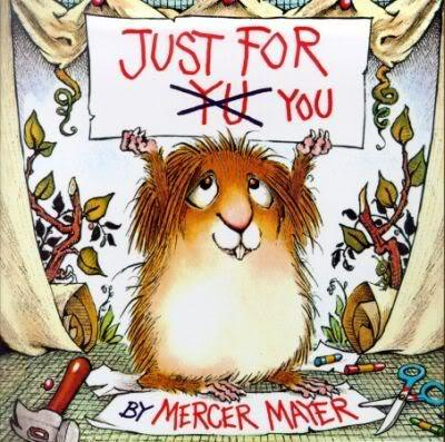 imremembering:  Little Critter Books (Remembered by Brent M.)