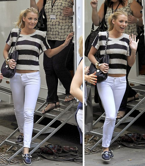I Need An Adult Summer Style Blake Lively