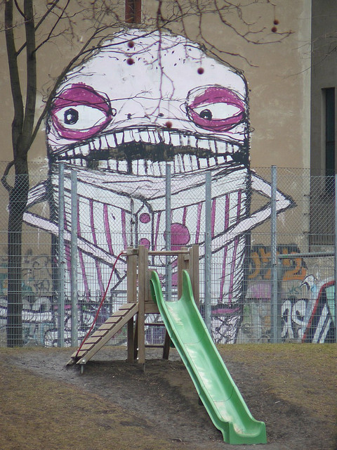 boomania:  streetart - wien (austria) photo: traumteufel666