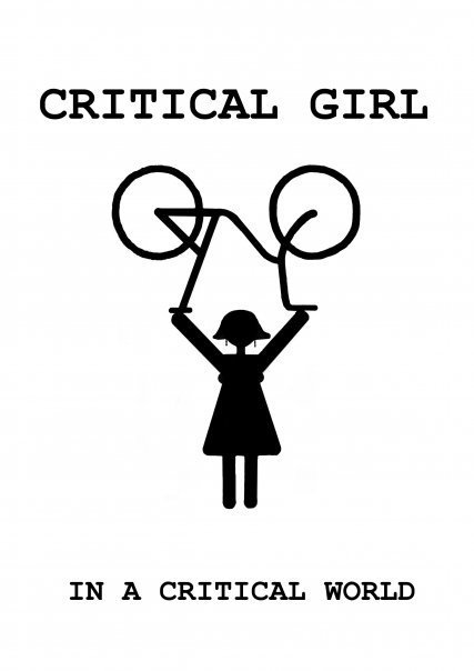anarcociclismo:  critical girl