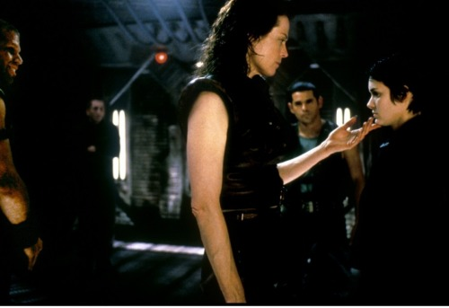 aliensandpredators:  Alien: Resurrection (1997) via toutlecine.com