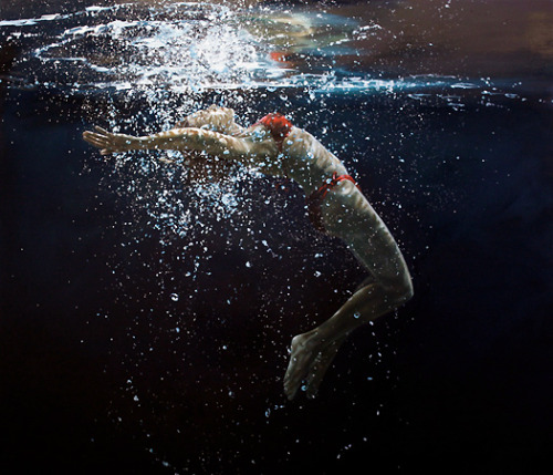 Eric Zener Another incredible piece. Oil on canvas…I've heard of photorealism before but this just seems unreal.