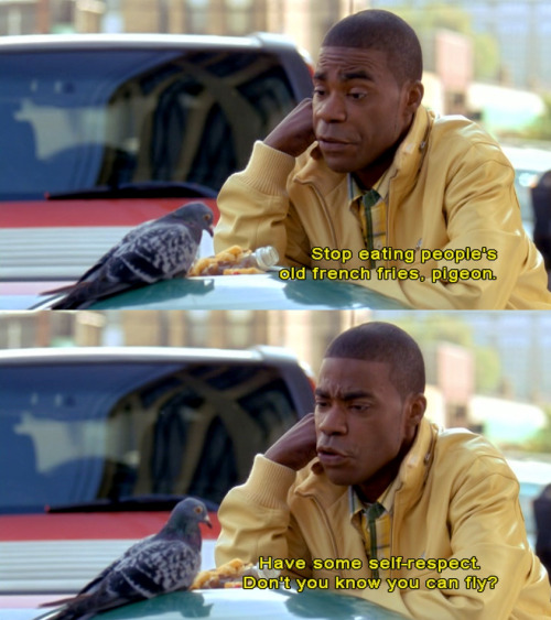 frightenedtrees:  itsdelovely:  crabcakes:  Top 5 Favorite Tracy Jordan Lines